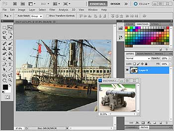 New Adobe Photoshop CS5 Video Training