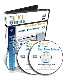 Photoshop CS2 DVD training set