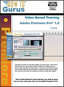 Complete Training for Adobe Premiere Pro 1.5