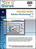 Complete Tutorial Training for Adobe Photoshop 7