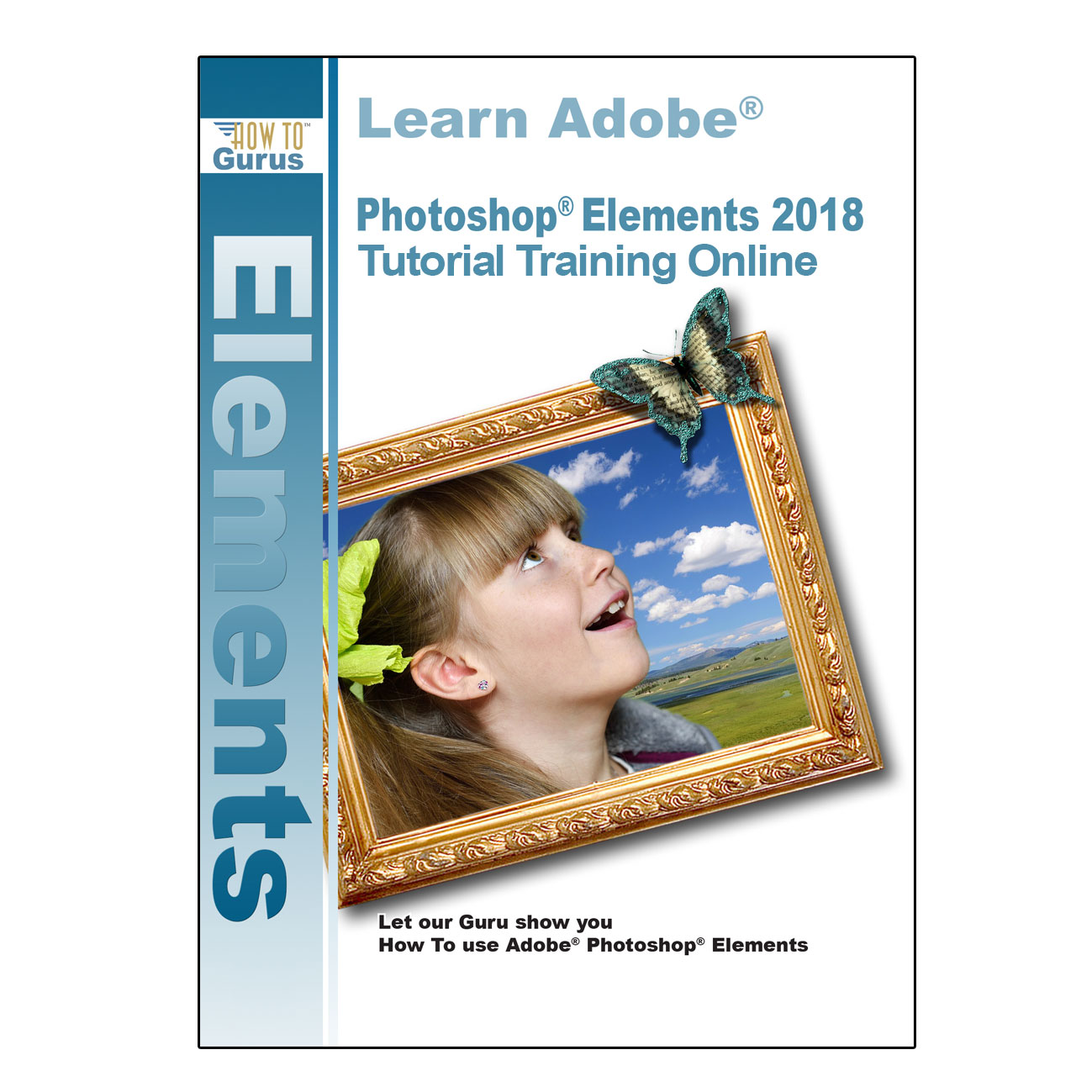 Adobe photoshop elements 2018 tutorials online how to gurus baditri Images